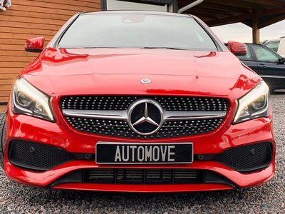 begagnad Mercedes 250 CLA BenzCGI 4MATIC AMG 2018, Sportkupé 319 900 kr