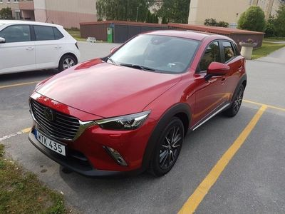 begagnad Mazda CX-3 2.0 SKYACTIV-G
