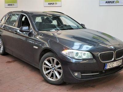 begagnad BMW 520 d Touring Drag M&K-värm S&V-hjul