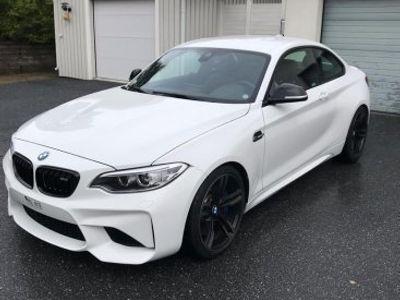 begagnad BMW M2 DCT/ Keyless/ Leasebar -17