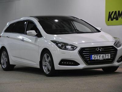 begagnad Hyundai i40 cw 1.7 CRDi Skinn Panorama Navi ( -16