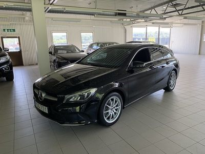 brugt Mercedes CLA200 Shooting Brake Aut Premium Drag/Nav/Kamera