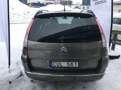 begagnad Citroën Grand C4 Picasso 7-sits Exclusive