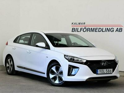 begagnad Hyundai Ioniq Electric 28 kWh 120hk