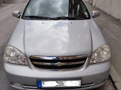 begagnad Chevrolet Nubira Wagon 1.6 låg körsträcka