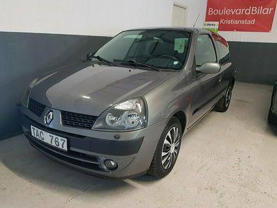 begagnad Renault Clio Halvkombi 1.2 Ny bes,AC 58hk