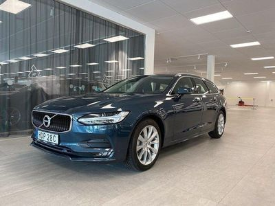 begagnad Volvo V90 D4 Mom. Advanced SE II- Vinterhjul