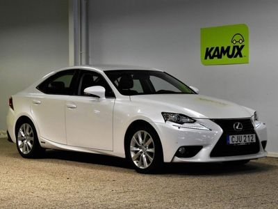 begagnad Lexus IS300h Aut Executive Navi (223hk)