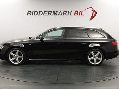 begagnad Audi A4 Avant 2.0TDI 190hk Quattro S-LINE DRAG