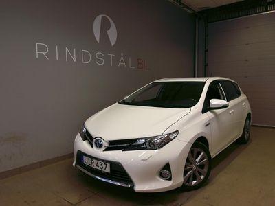 begagnad Toyota Auris VVT-i 136 HK HYBRID AUT 8200MIL