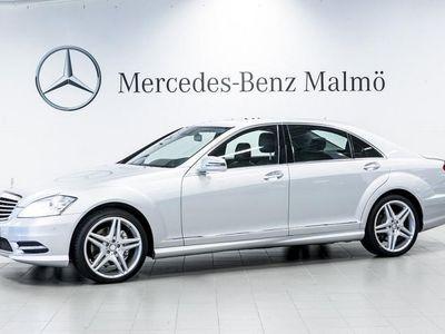 gebraucht Mercedes S350 Bluetec 4-Matic L
