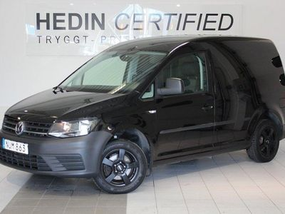 gebraucht VW Caddy 1.4 TSI BlueMotion, 125hk -15