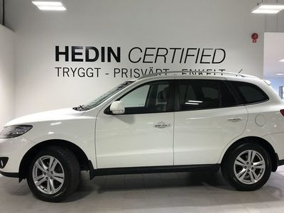 gebraucht Hyundai Santa Fe 2,2 CRDI-R Comfort 7-sits