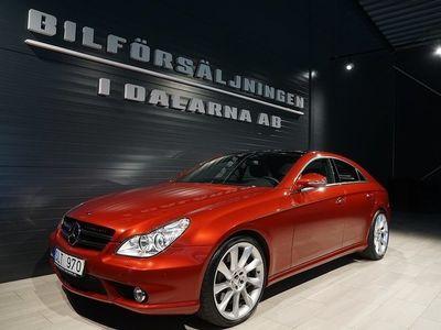 begagnad Mercedes 500 CLS BenzAMG 2007, Sportkupé 229 000 kr