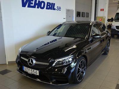 begagnad Mercedes C220 d AMG Line, COMAND Online, Backkamera
