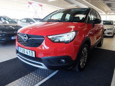 begagnad Opel Crossland X Dynamic 1,2 110 hk Automat