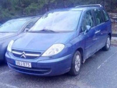 begagnad Citroën C8 -03