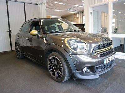 begagnad Mini Cooper SD Countryman ALL4 Automat Chili