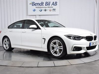 begagnad BMW 420 Gran Coupé d M Sport 190hk 0,95% Ränta