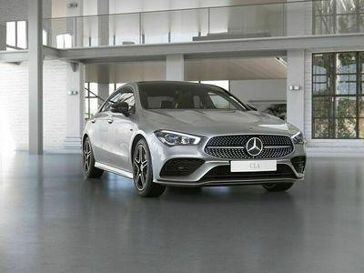 begagnad Mercedes CLA200 - Benzd Coupé | AMG | PANORAMA | KAMPANJ