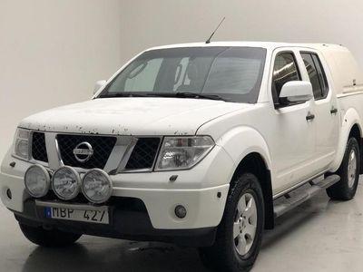begagnad Nissan King Cab Navara 2.5 dCi 4WD