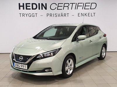 begagnad Nissan Leaf Leaf40KWH N-CONNECTA