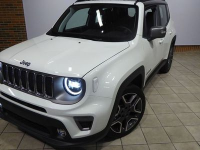 begagnad Jeep Renegade 1.0 GSE T3 120CV S&S LIMITED FWD MY19 LAU