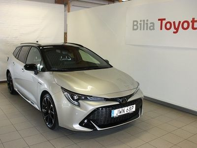 begagnad Toyota Corolla Touring Sports Hybrid 2.0 GR S Plus Bi Tone Nav