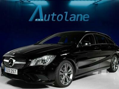 begagnad Mercedes 220 CLA Benzd Shooting Brake 7G-DCT Eu6 2016, Sportkupé Pris 209 900 kr