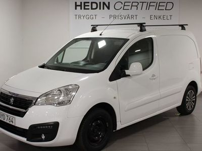 brugt Peugeot Partner Van 1.6 BlueHDI 99HK Aut