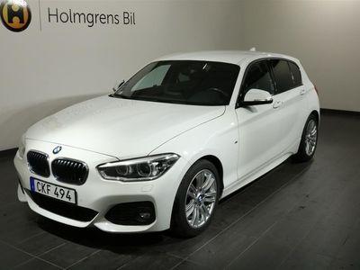 begagnad BMW 118 i 5d M-Sport Drag HiFi LED