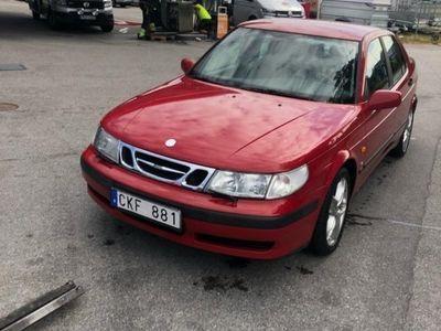 begagnad Saab 9-5 sedan 2.0T