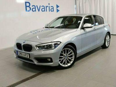 begagnad BMW 120 d xDrive 5-door Steptronic Advantage Drag Backkamera