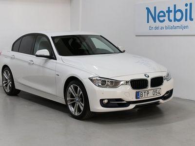 begagnad BMW 328 i Sportline 245hk -13