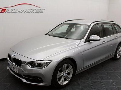 begagnad BMW 318 d Touring Sportline Aut