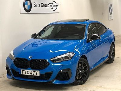 begagnad BMW M235 xDrive Gran Coupé M-Performance package