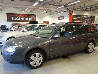 begagnad Ford Mondeo Kombi 2.0 145hk | Bes tom 201130 | Svensksåld |
