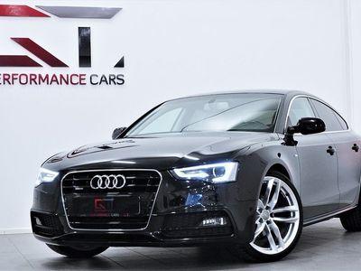 "begagnad Audi A5 2.0 TDI Quattro S-Line 20"" RS-Fälgar Eu6 Momsbil"