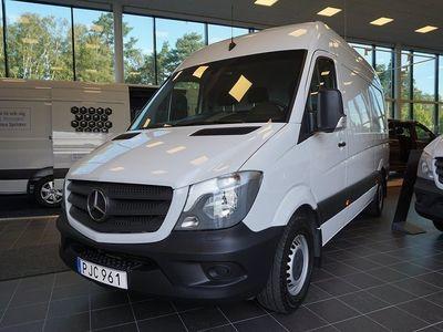 gebraucht Mercedes Sprinter 316 aut Skåpbil 10,5m3
