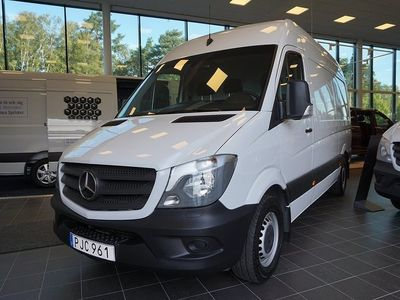 brugt Mercedes Sprinter 316 aut Skåpbil 10,5m3