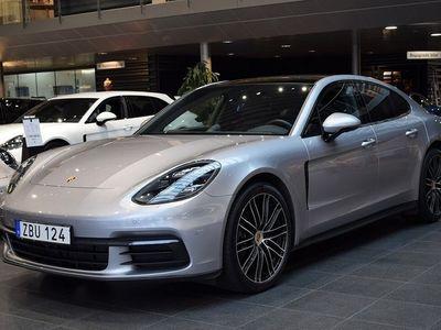 begagnad Porsche Panamera 4 / SE SPEC
