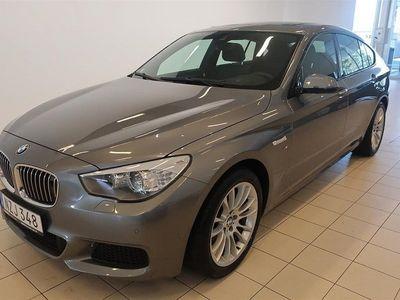 begagnad BMW 520 Gran Turismo d M-Sport Night Vision Hud