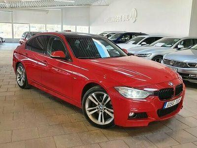 begagnad BMW 125 320 d 184 Sedan AUT M-Aeropkt Sport line Comfort NAV 2012, Sedan Pris000 kr