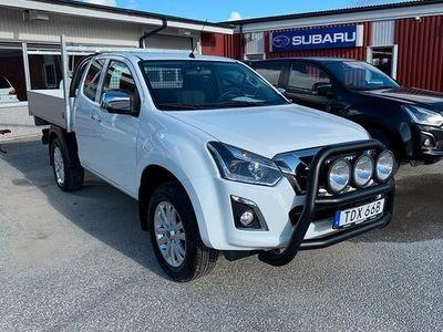 begagnad Isuzu Pick up EXT Flakbil Cab 2019,450 875 kr