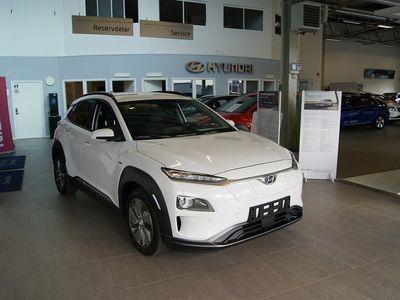begagnad Hyundai Kona Electric Premium 64kwh