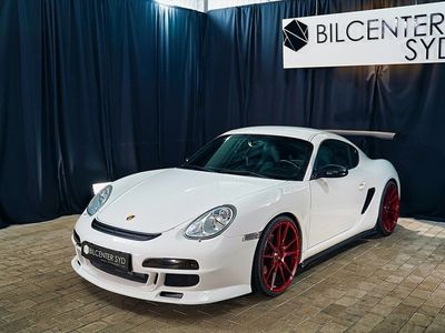 begagnad Porsche Cayman S 3.4 (295hk)