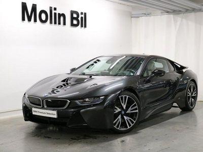 begagnad BMW i8 Laser light / Navi -18