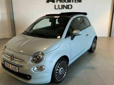 begagnad Fiat 500C LAUNCH EDITION 1.0 BSG SERIE8 *KAMPANJ*