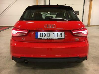 begagnad Audi A1 Sportback 1,0 TFSI Sports Ed 1 Ägare -15