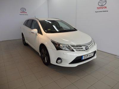gebraucht Toyota Avensis TOURING SPORTS 1.8L VVT-i